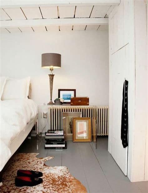 teppich bettvorleger kuhfell teppich im wohn oder schlafzimmer verlegen