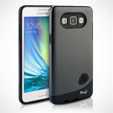 Samsung A3 2017 Hardcase 360 Casing Protect New back anti shock hybrid cover for samsung galaxy a3 2015 ebay