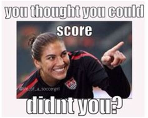Hope Solo Memes - goalkeeper on pinterest manchester united fc barcelona