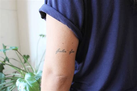 artist inks  friends   elegant home  tattoos