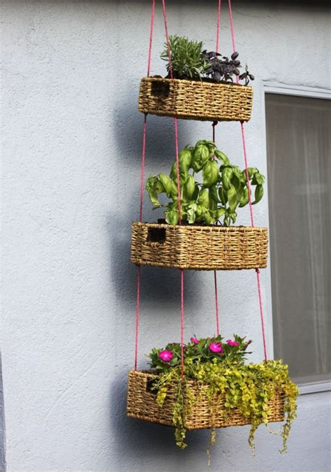 Hanging Planters Diy by 12 Excellent Diy Hanging Planter Ideas For Indoors And