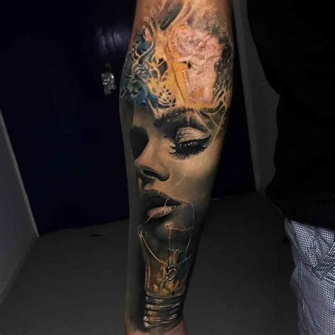tattoo artist jak connolly united kingdom inkppl