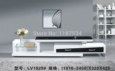 living room tv table lv1829 living room wooden glass stretch tv stand modern furniture simple tv bench tv table tv