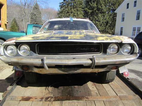 dodge challenger rt  project car  sale