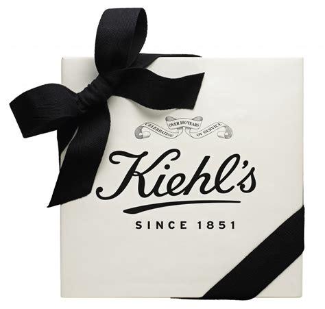 Kiehls Gift Card - kiehl s gift card lamoureph blog