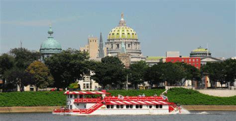 bed and breakfast harrisburg pa jazzin on the pride harrisburg riverboat cruises