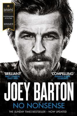 no nonsense the autobiography no nonsense by joey barton 9781471147609