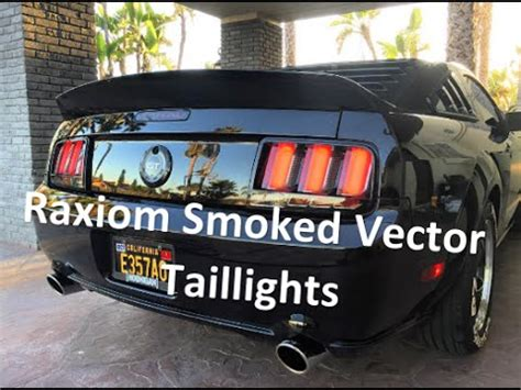 raxiom 2015 style tail lights 2013 style led tail lights on 05 09 mustang funnycat tv