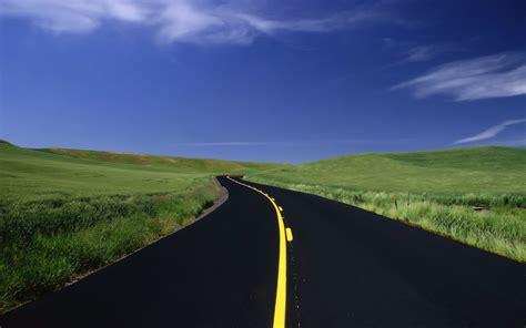 Landscape Road Pictures Road Landscape And Heaven Wallpaper For Widescreen Desktop