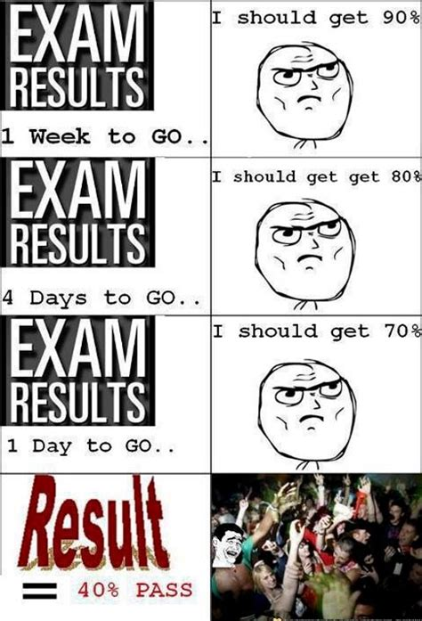 Results Day Meme - august exam results day funnies