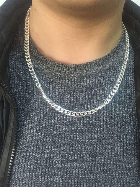 cadenas de oro gruesas para hombre venta al por mayor cadenas de plata para hombres gruesas