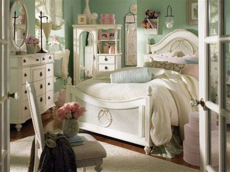 chambre style shabby chambre 224 coucher de style shabby chic en 55 id 233 es