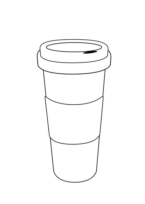 starbucks coffee cup template www imgkid com the image