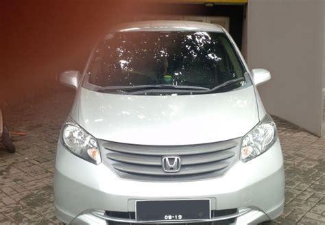 Alarm Mobil Honda Freed di jual honda freed 2009 mobilbekas