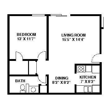 small 1 bedroom apartment floor plans 500 sq ft one bedroom apartment floor plans apartment layout pinterest apartment