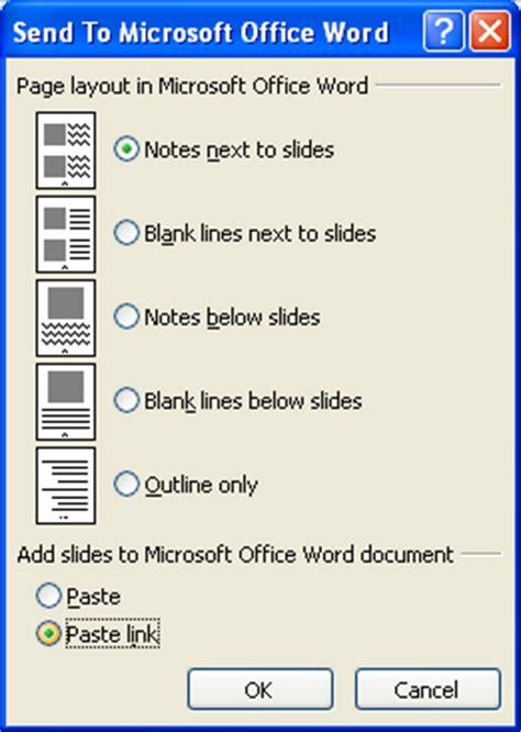 tutorial powerpoint doc create handouts in word handout 171 slides 171 microsoft