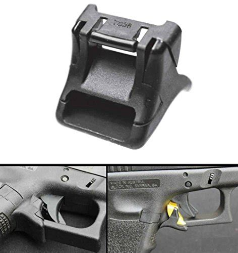 Patch Rubber Glock Safe Pistols Tactical safe draw guard lock kit for handguns pistols glock 17 41 1 lower base block glock handgun