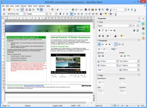 Open Office by Apache Releases Openoffice 4
