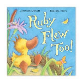 wilbur the duck who flew books ruby flew by jonathan emmett reviews discussion