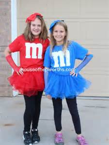 Halloween Costume Ideas For 10 Year Olds Gallery For Gt Homemade M And M Costume