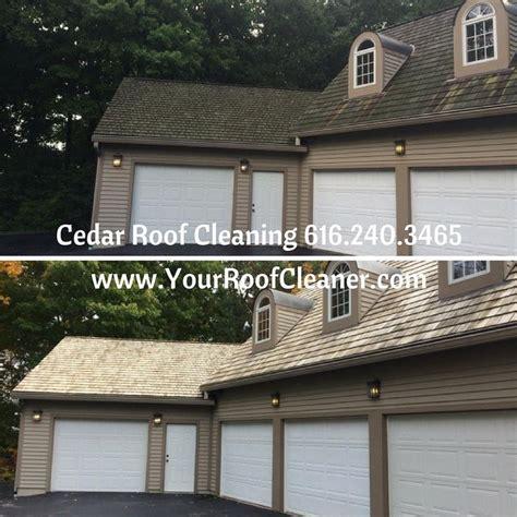 17 best cedar roof repair cleaning images on