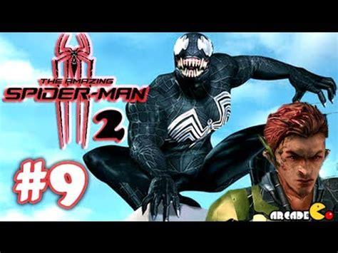 download film goblin the amazing spider man 2 movie game green goblin boss