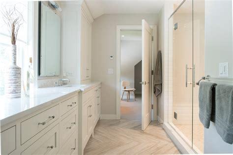 modern cape cod style bathroom minneapolis