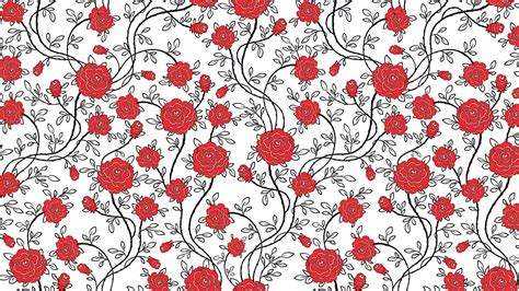 flower pattern painting flowers pattern paint wallpaper 3d and abstract