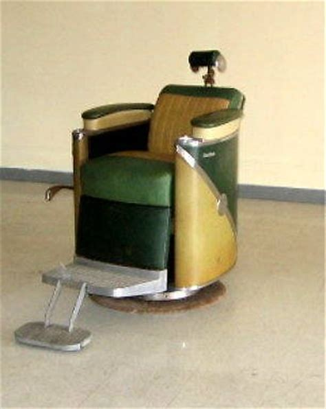 Antique Koken Barber Chair For Sale by Koken President Barber Chair Original Antique Vintage For Sale New Used Pricing