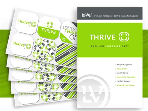 thrive m supplement thrive vitamins and patch