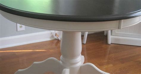 Diy Dining Room Table Makeover Craigslist Dining Table Makeover Tutorial Hometalk