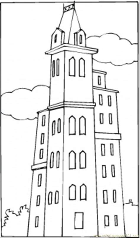 london colouring pages