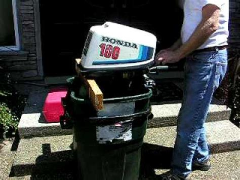 yamaha boat motor won t stay running honda 7 5 outboard start run doovi