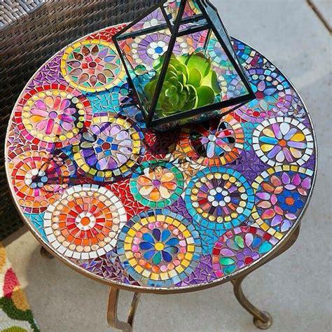 mosaic table top kit best 25 mosaic tile table ideas on mosaic