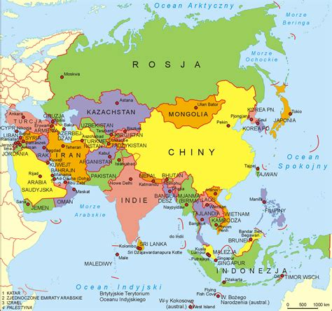 maps of asia file asia administrative map png