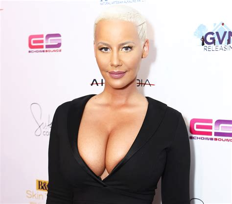 amber rose the hollywood unlocked