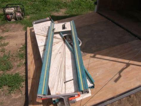 ez angle siding saw table