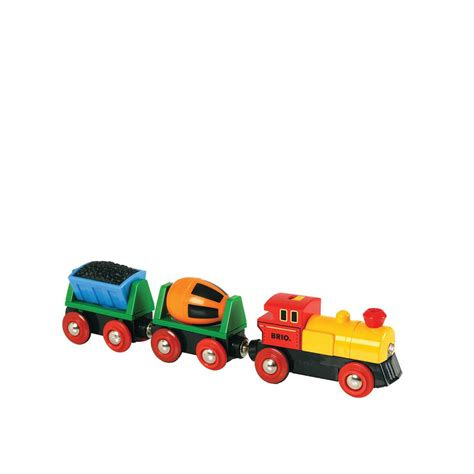brio battery operated train brio battery powered action train iwoot