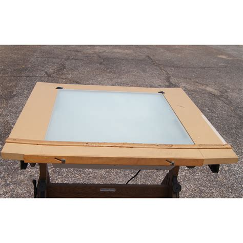 Hamilton Vr20 Drafting Table Hamilton Industries Drafting Table Hamilton Industries Vr20 Stratasteel 40 Quot X60 Quot