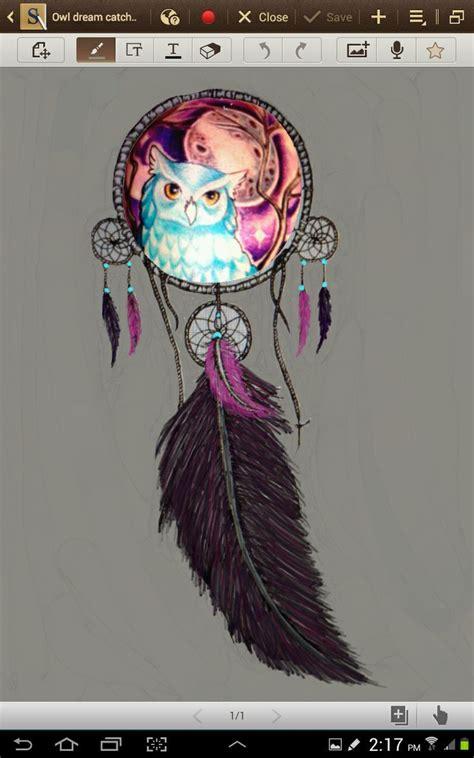 dreamcatcher zodiac 1000 ideas about owl dreamcatcher tattoo on pinterest