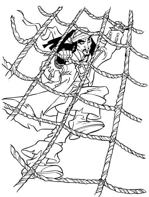 dessin bateau pirate des caraibes coloriage jack sparrow pirates des caraibes 224 imprimer