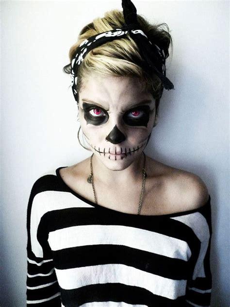 imagenes de halloween para pintarte la cara m 225 s de 195 fotos de maquillaje de halloween esbelleza com