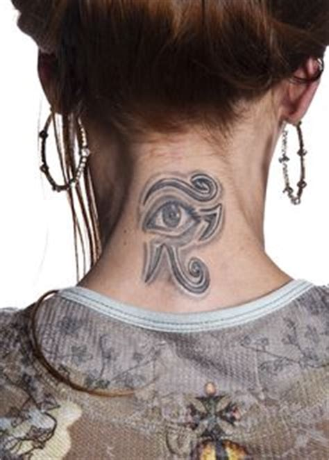 evil eye tattoo on neck 1000 images about tattoo inspiration on pinterest