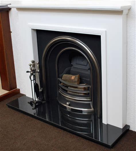London White Fire Surround White Fireplace Surrounds