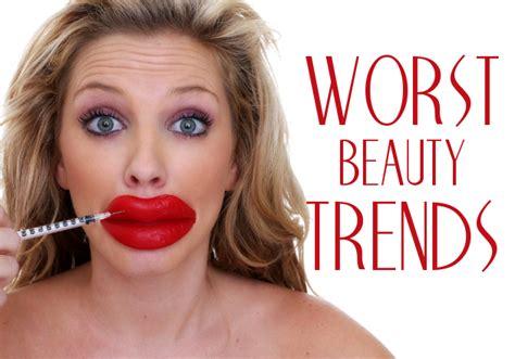 bad trends worst trends