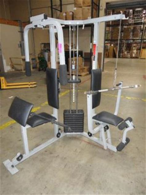 recreational fitness equipment weider pro 9930 universal