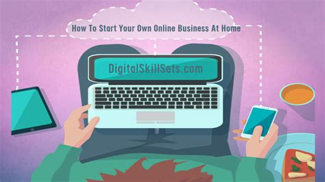 How To Start Your Own Online Business And Make Money - how to start your own online business at home free video series