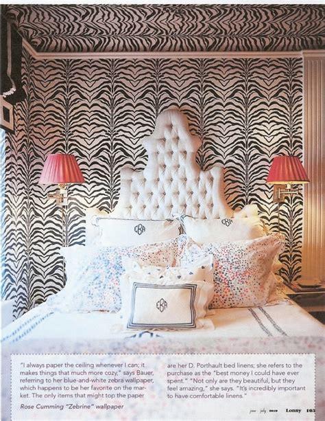 pinterest wallpaper ceiling wallpaper rose cummings zebrine i love work of others