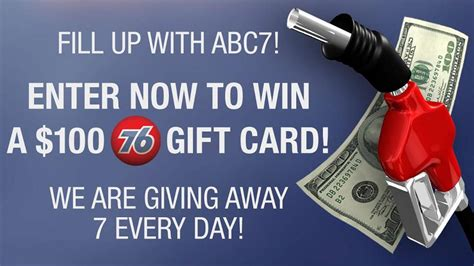 Gas Card Giveaway - gas card giveaway full list of winners abc7 com