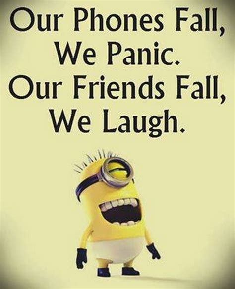 Cute Funny photos of Minions with quotes (07:43:18 PM